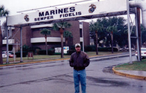 Return to Parris Island